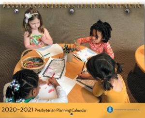 Presbyterian Planning Calendar 2021 Presbyterian Planning Calendars | Presbytery of the James