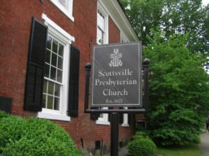 Scottsville sign_web