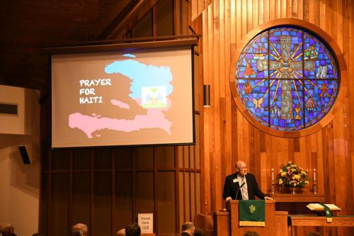 Prayer for Haiti - Fred Holbrook