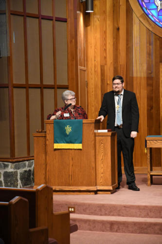 Sermon for Ordination - Diane Prevary, Evan Wildhack